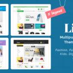 Fashion Responsive OpenCart Theme – Lilac