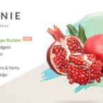 Organic Store, Farm, Plant & Flower Shop OpenCart Theme – Organie