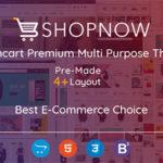 Shopnow Premium Multi Purpose Theme