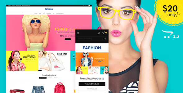 BeFASHION - Opencart Multi Purpose Responsive Theme