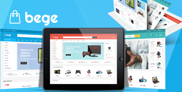 Bege - Responsive Opencart Theme