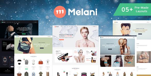 Melani - Responsive Opencart Theme