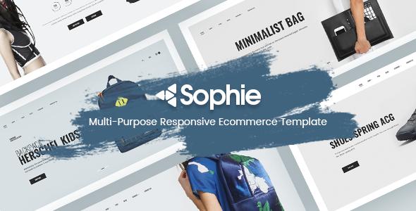 Sophie - Responsive Opencart Theme