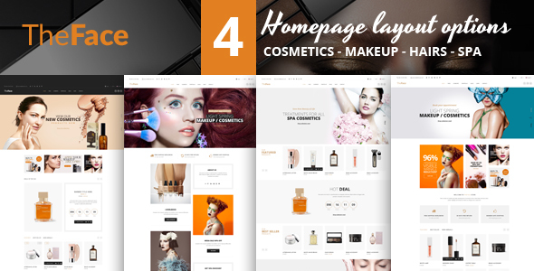 TheFace - Responsive Opencart Theme