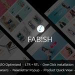 Responsive Opencart Theme – Fab!sh