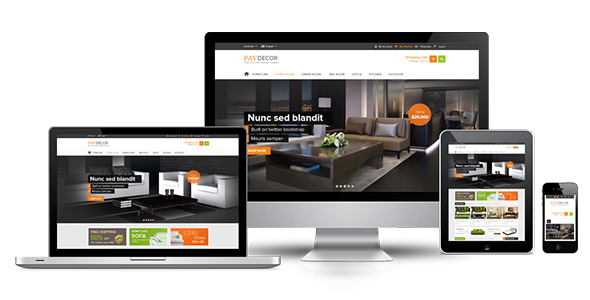 Pav Decor Opencart Responsive Theme