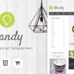 Premium OpenCart Theme – Handy
