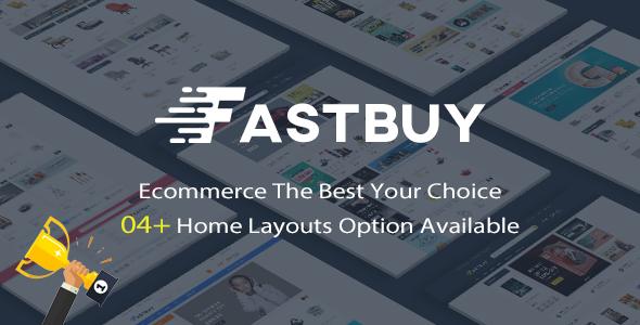 FastBuy - Mega Shop Responsive Opencart 3 Theme