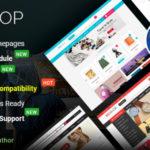 High Customizable Responsive OpenCart 3 Marketplace Theme – BigShop