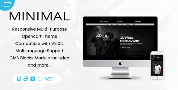 Oscuro - Responsive OpenCart Themes