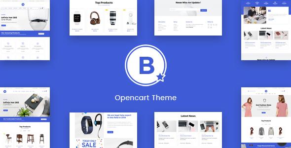 BigStar - Multipurpose OpenCart 3 Theme