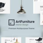 Responsive OpenCart Theme – ArtFurniture