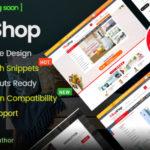 Responsive & Multipurpose OpenCart 3 Theme – BuyShop