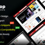 Top Multipurpose OpenCart 3 Theme (3+ Mobile Layouts Included) – MyShop