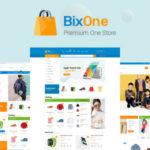 Pav Handlee Bixone Creative Opencart 3 theme