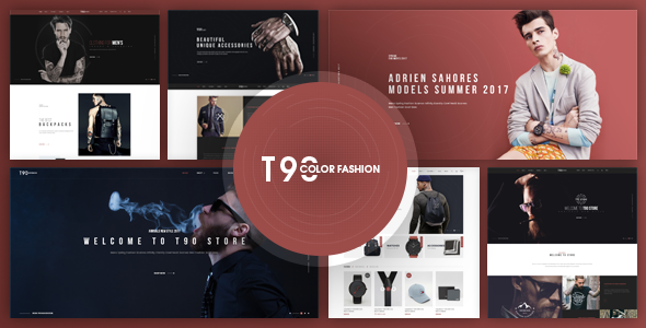 T90 - Fashion Responsive OpenCart Theme