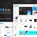 Techeco 3.0 Opencart MultiPurpose Responsive Theme