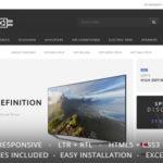 Electronics OpenCart 3.0.x Theme – Encore