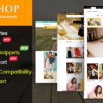 Multipurpose Responsive OpenCart 3 Theme – FashShop