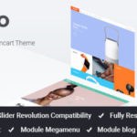 fastest responsive fashion OpenCart theme – Mogo