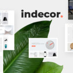 Clean & Minimal Opencart Theme – Indecor