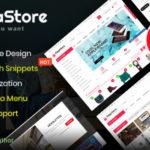 Responsive Supermarket OpenCart 3 Theme – MegaStore