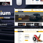 The Auto Parts, Equipments and Accessories Opencart Theme – Chromium