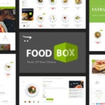 Multipurpose Opencart 3.x Responsive Theme – Food Box