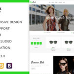 Opencart 3 Theme – Paycart Glasses Store