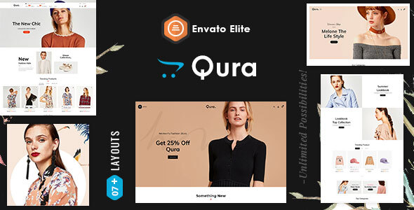 Qura - Opencart Multi-Purpose Responsive Theme