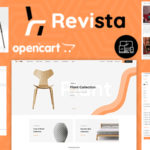 Revista – Opencart 3 Furniture Responsive Theme
