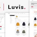 Luvis – Opencart 3 The Best Fashion Store