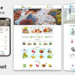Bigmarket – Multipurpose Responsive  Grocery | Drugs | Fashion Opencart 3.X Theme