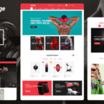 Sport OpenCart Theme (Page Builder Layouts) – Boxima