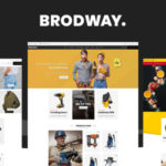 Brodway – Multipurpose OpenCart 3 Theme