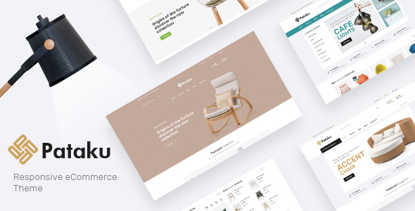Pataku - Technology OpenCart Theme