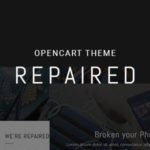 Digital Repair & Shop OpenCart Theme – RepairEd