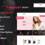 Responsive Multipurpose Opencart 3 Theme – The Look