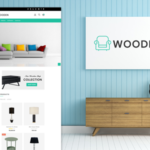 wooden furniture opencart 3.x theme (Free Installation)