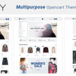 Multipurpose Responsive Opencart 3 Theme – Baghy