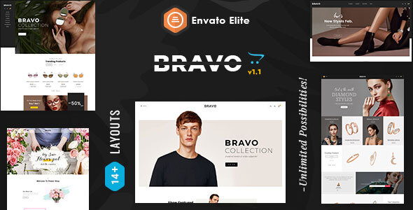 Bravo - Opencart Multi-Purpose Responsive Theme