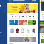 Multipurpose OpenCart 3 Theme – Firezy