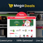 Opencart Multi-Purpose Responsive Theme – Mega Deals