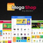 Opencart Multi-Purpose Responsive Theme – Mega Market