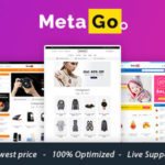 Opencart Multi-Purpose Responsive Theme – Meta Go