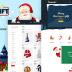 Opencart 3 Multi-Purpose Responsive Theme – ClausGift