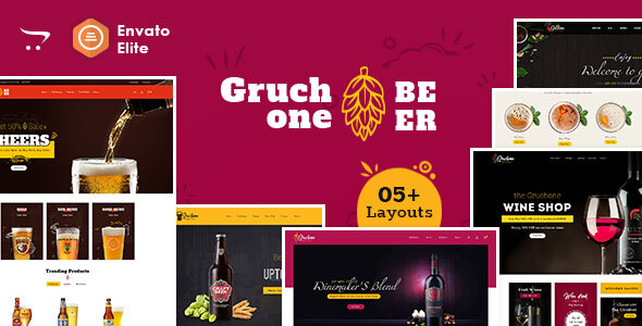 Gruchone - Opencart Multi-Purpose Theme