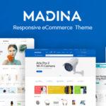 Responsive OpenCart Theme – Madina