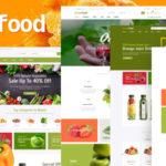 Organic Opencart Theme – Orinofood