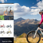 Foxx Bike & Bicycle responsive Theme